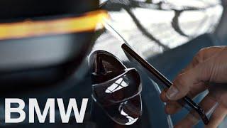 BMW 8 Series Coupé 2018. ConnectedDrive.