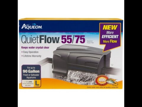 Aqueon Quietflow 55/75 Review