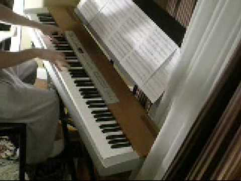 Pirates of the Caribbean Piano Part 1