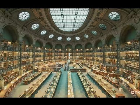 TOP 10 The Most Majestic Libraries In The World