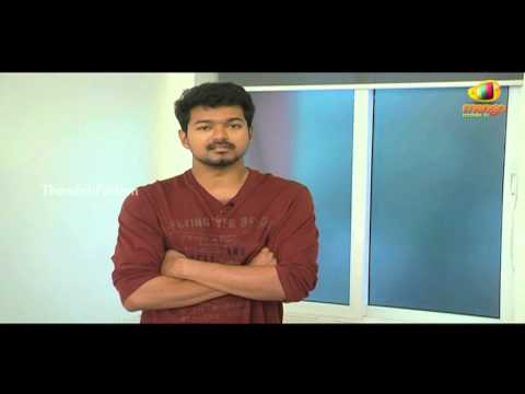Actor Vijay Speaks About Thalaivaa Controversy video