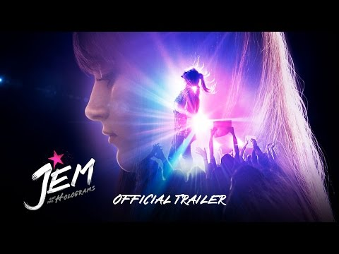 Jem And The Holograms - Official Trailer (HD)