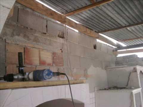 Cucina in youtube for Come costruire una cabina di pietra
