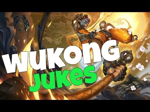 Best Wukong Jukes 2017 - The juke king montage