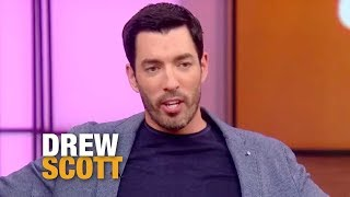 Drew Scott of the