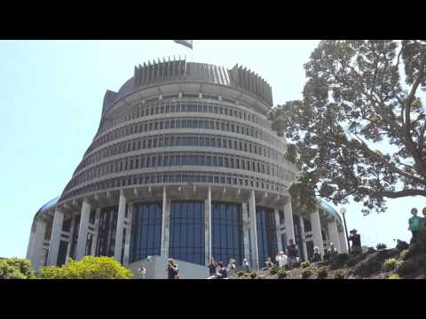Global Climate March: Wellington, New Zealand