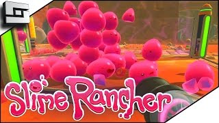 SUCKING AND BLOWING! - Slime Rancher Gameplay #1 | Sl1pg8r