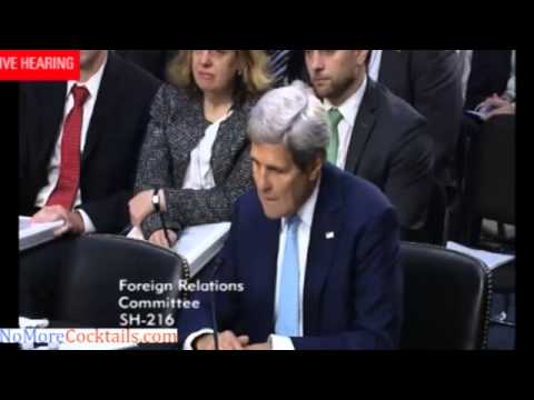 John Kerry praises Code Pink...then promptly gets heckled by Code Pink