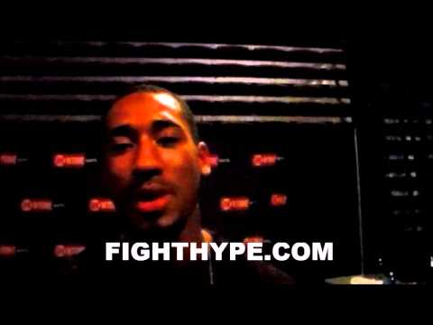 DEMETRIUS ANDRADE ON BRIAN ROSE THEY CALL HIM THE LION BUT IMA TAME THAT ASS