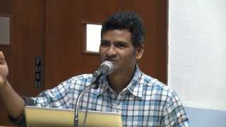 Lucia - Mr. Pawan kumar on Independent Film-Making: Lucia at IIT Madras