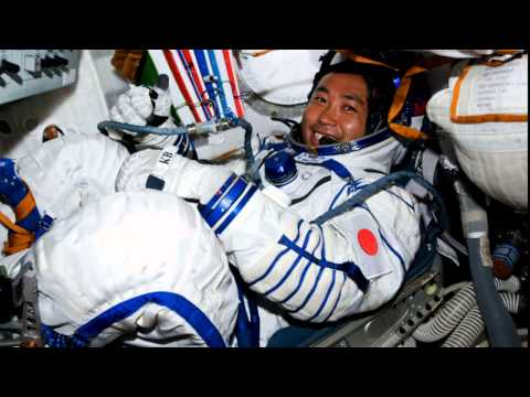 Expedition 38 Flight Engineer Koichi Wakata