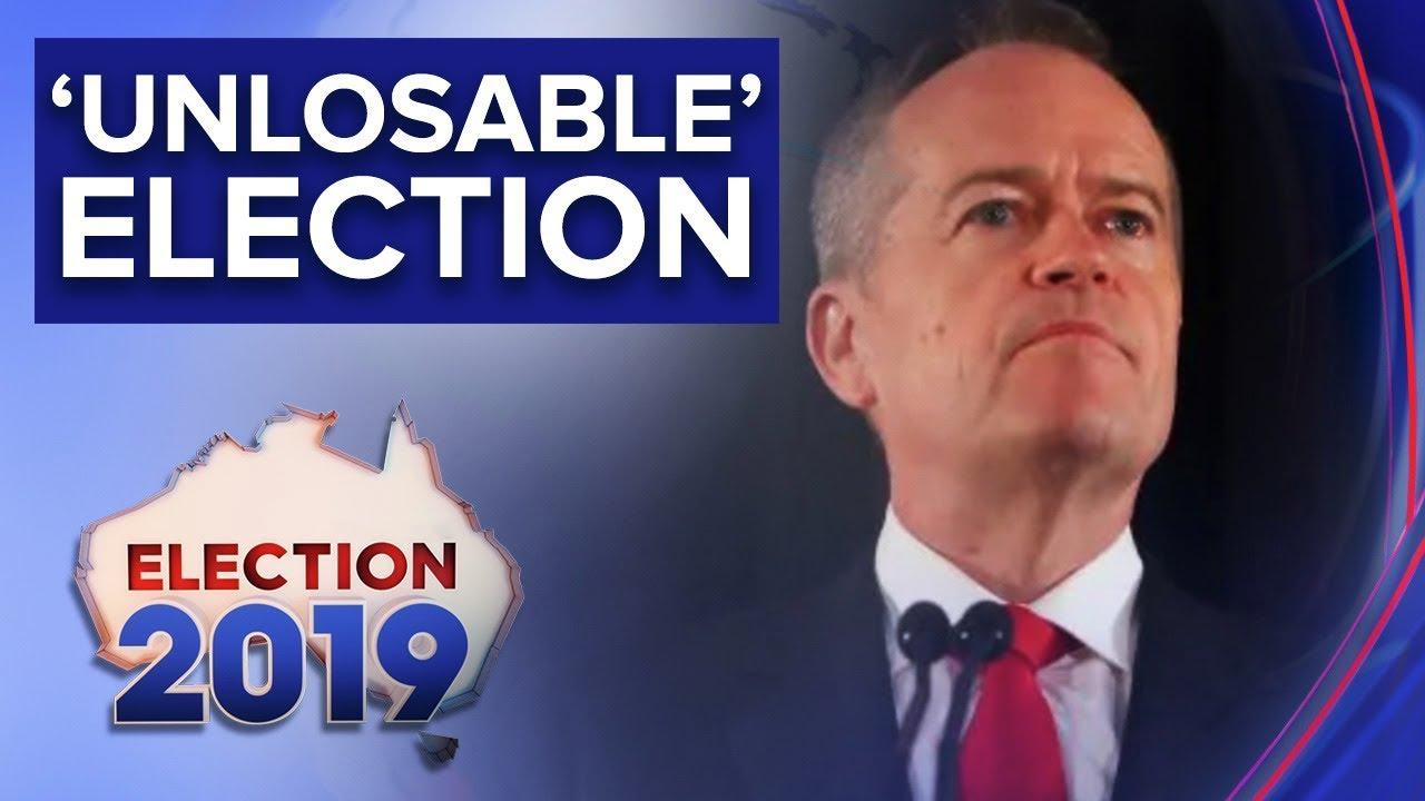 Bill Shorten quits as Labor leader after loss   Nine News Australia