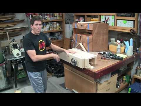 #50 - Benchcrafted Moxon Kit - Hanging It Up with a French Cleat