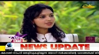 Star Chat: A Chat With Unni Mukundan and Shruthi Ramachandran  | 15th April 2018