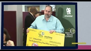How The Lottery is 'Rigging' Its Way into Higher Jackpots - Cheddar Explains