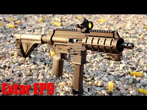 Extar Ep9 9mm Pistol Review: The Best Budget Pistol Caliber Carbine $400