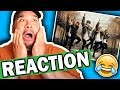 BTS (방탄소년단) 'MIC Drop (Steve Aoki Remix)' Official MV   REACTION
