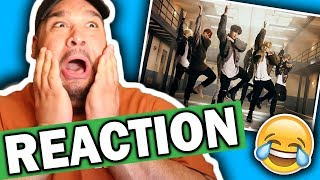 Download Lagu BTS (방탄소년단) 'MIC Drop (Steve Aoki Remix)' Official MV | REACTION Gratis STAFABAND