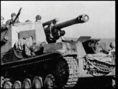 WESPE - Wehrmacht  Mobile Artillery