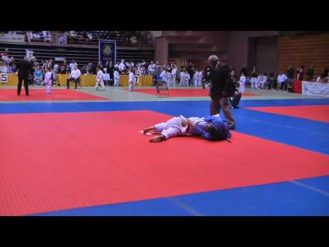 2010 San Jose Buddhist Judo Tournament -66 Kg Black Belt Division - Brown Belt armbars Black Belt Image 1