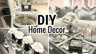 (11.3 MB) DIY Home Decor Ideas 2018 | Dollar Tree DIY Mirror Decor Mp3
