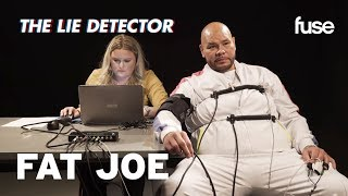 Fat Joe Takes A Lie Detector Test | Fuse