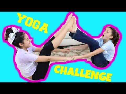 YOGA CHALLENGE!! B2cutecupcakes