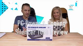 PC Power & Cooling Silencer 1050W Overview