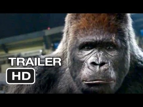 Mr. Go 3D Official Trailer #1 (2013) - Korean Baseball Gorilla Movie HD