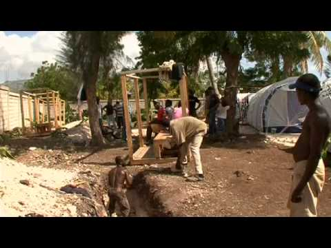 UNICEF: Water and sanitation for Haiti's quake survivors