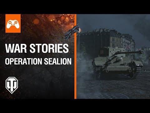 War Stories Operation Sealion