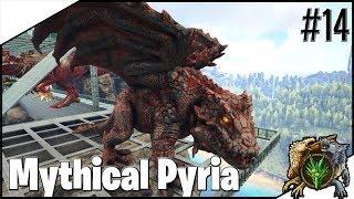 ARK Mythical Pyria #14 - INCINEROX UND HYDRA GEZÄHMT!