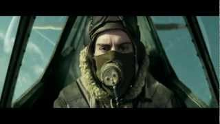 The German (film) - The dogfight