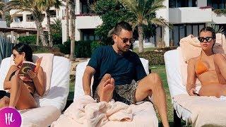 Scott Disick Reacts To Sofia Richie & Kourtney Kardashian Being Friends   Hollywoodlife