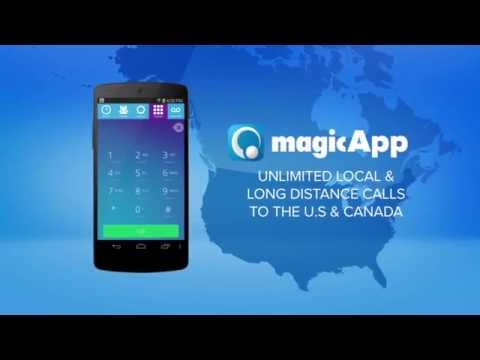 magicApp Calling & Messaging APK Cover