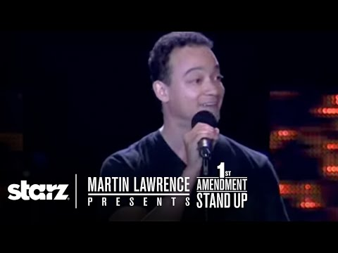 Martin Lawrence 1st Amendment Stand Up: Chris Reid
