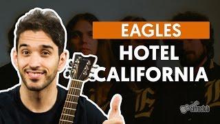 Hotel California - Eagles (aula de violão)