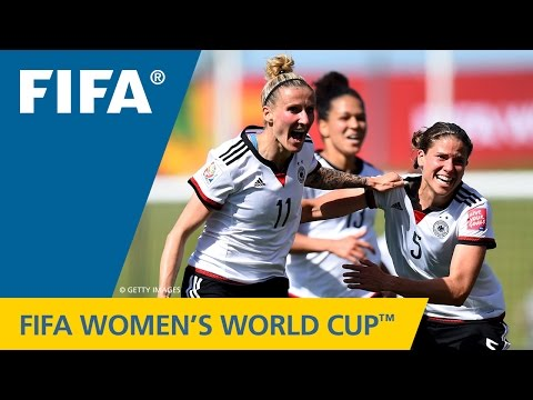 HIGHLIGHTS: Germany v. Sweden - FIFA Women's World Cup 2015