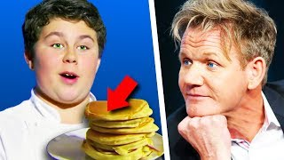 Top 10 Gordon Ramsay MasterChef Junior Moments (Season 2)