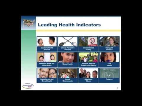 Healthy People eLearning Webinar: Reducing Childhood Obesity (Part 1 of 10)
