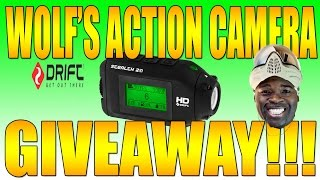 WOLF'S DRIFT CAMERA GIVEAWAY SPECIAL!!!