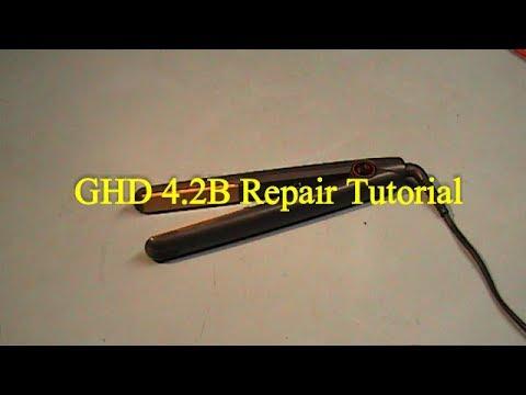 GHD4.2B Repair Video