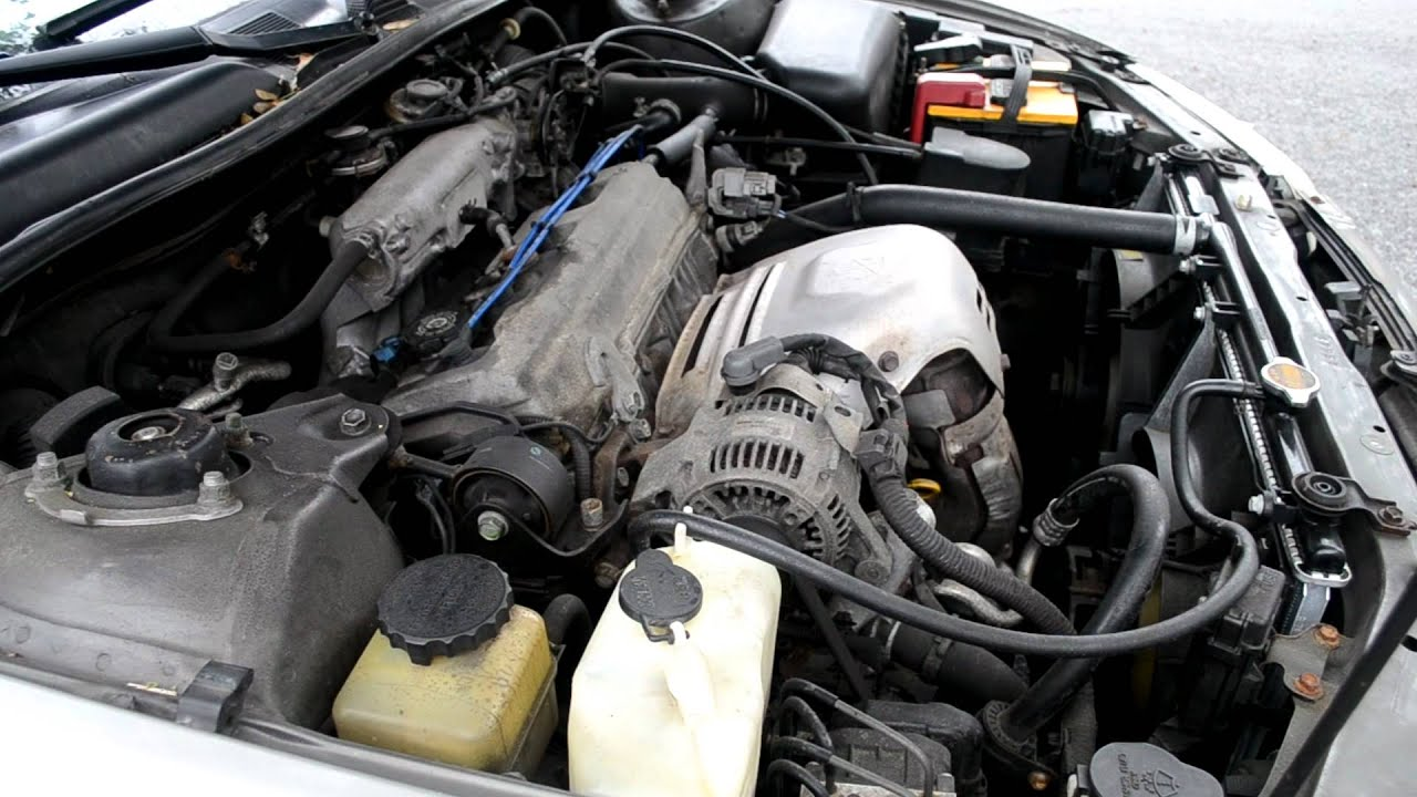 99 Toyota Camry LE 2.2L Engine movement after poor ...