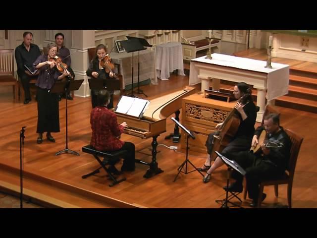 """Marco Uccellini: Sonata """"La Prosperina"""""""