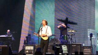 Dance Tonight - Abe is Dancing Tonight  - Paul McCartney Live in Toronto 2010/8/8-