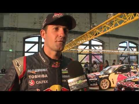 Red Bull V8 Supercars launch: Jamie Whincup