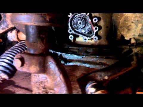 Trailblazer four wheel drive problem