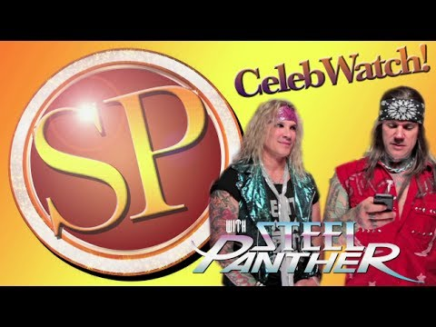 Khloe Kardashian, Deepak Chopra, Tlc - Celeb Watch #4 - Steel Panther Tv video