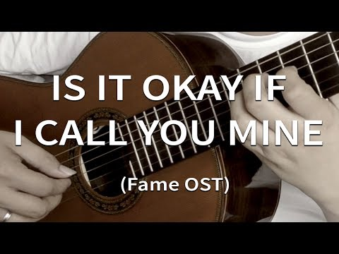 Is It Okay If I Call You Mine  Paul McCrane solo guitar