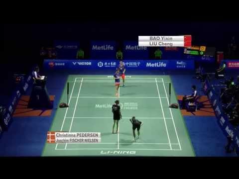 Thaihot China Open 2015 | Badminton SF M4-WS | Saina Nehwal vs Wang Yihan